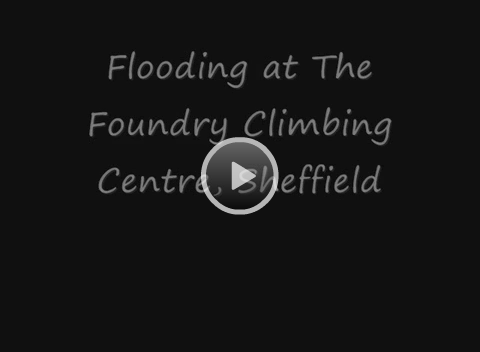 Video of the clenaup from the Foundry floods